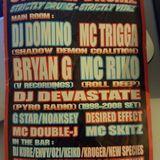 Deejay Domino, Trigga, Riko Dan & Shaydee 2008 Brighton rinse out