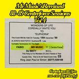 MR MUSIC'S ''REMIXED 88-89 CENTREFORCE SESSIONS'' VOL 4 (Dj Fleety)