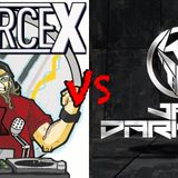 Crossing The Streams: Battle Edition Vol. 1 @DJForceX @JayDarkSide @TotalRocking @TheMixxRadio