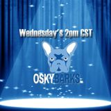 Osky Barks 06-29-2016 with Mark Wariner, Adam, and Brittany