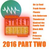SoulNRnB's Street Sounds Sessions 2016 PART TWO as heard on Nuwaveradio