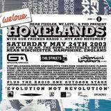 DJ Marky & Jeff Mills Live @ Homelands 2003 - Essential Mix - 5-25-2003