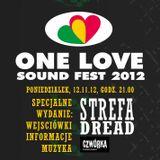 Strefa Dread audycja 261 (One Love),12-11-2012