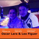 Oscar Lara & Leo Figuer (B2B) - Mexican Talent (Independence Day) @ Hookah Satelite (September 2013)