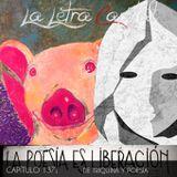 LALETRACAPITAL PODCAST 137 - DE TRIQUINA Y POESÍA (OMC RADIO)