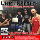 UKP Takeover - live at The UWC Shop, Gozo, Malta - 14th October 2017