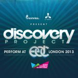 Discovery Project: EDC London - ALAN DC