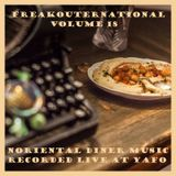 Freakouternational Volume 18
