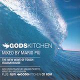Ministry (Magazine) presents Godskitchen - The New Wave Of Tough Italian House - Mario Piu  (MoS)