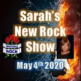 The New Rock Show with Sarah Harvey on Hastings Rock - 04/05/2020