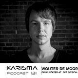KARISMA PODCAST #131 - WOUTER DE MOOR