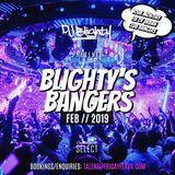 #BlightysBangers February 2019 // R&B & Hip Hop // Instagram: djblighty