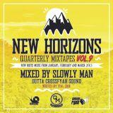 Crossfyah Sound - New horizons Vol. 9 -2nd Anniversary- (January, February, March 2015)
