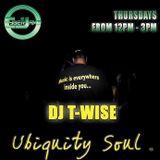 DJ T-Wise (Ubiquity Soul) on Cyberjamz 6-19-14 (Part-3)
