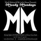 Mr Latin House LIVE Moody Mondays & Chitown House Radio 10/30/17