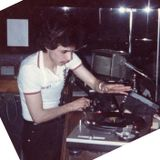 MARIO SMOKIN DIAZ live on wgci 107.5 fm radio, chicago 1986
