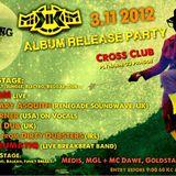 Dj Medis - = MikkiM 2nd Release Party = @CROSS_CLUB 03/11/12