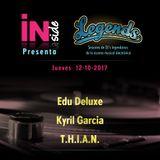 Kyril Garcia @ InSide - Legends - 12/10/2017