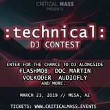 NYC80s - TECHNICAL AZ DJ CONTEST