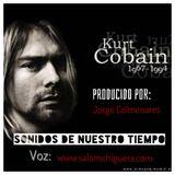 """En esta edición """"Sonidos de nuestro tiempo"""" comienza con Kurt Cobain"""