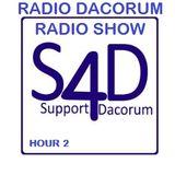 Support4Dacorum Volunteer Centre Dacorum show with Nadine H2 03/07/2017 3pm