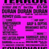 Brutalone Live Set @ Harlot <3's Terror 25.06.11