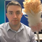 The mystery of the feather duster