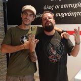 Demetris Mentzelos at Periplaniseis - 11-09-2017