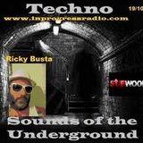 Ricky Busta @ Techno Sounds of the underground #005 - 10/16