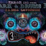 Taksha Live | Dark & Drums III 2014 Cantonium