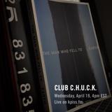 Club C.H.U.C.K. Book Club: The Man Who Fell to Earth