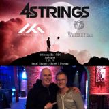 Opening set for 4 STRINGS at the Whiskey Bar, Portland, Sat, Mar 24th, 2018