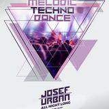 Deep Melodic Techno Dance Okt. 2018 - Josef Urban @ Bar 501 All Night Long Full Set