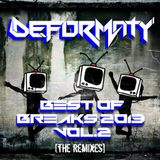 Deformaty - Best Of Breaks 2013 vol. 2 [FREE DOWNLOAD]