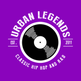 Urban Legends Classic Hip Hop, New Jack Swing and R&B In The Mix 19-06-16
