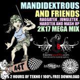 Mandidextrous & Friends 2017 Mega Mix