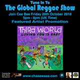 Cee Bee Global Reggae Show 120 26-10-2018