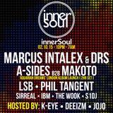 PHIL TANGENT w/ K-EYE: Live @ innerSoul - 02/10/15