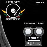 """EvE (LDJA DJ™) """"Lietuvos DJ asociacijos gimtadienis 2015"""" <R/L-18>"""
