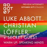 Speaking Minds DJ Set @ roBOt07 preview After Party // Bologna 20.09.2014