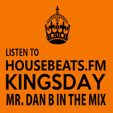 Mr.DAN B - KINGSDAY TECH MIX (HOUSEMOODZ 7)