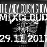 The Andy Cousin Show 29-11-2017