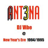 DJ Vibe @ Antena3 New Year's Eve 1994-1995 pt2