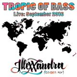 Live at Tropic of Bass September 2016
