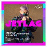 Exclusive Mix for Jetlag on OKLM (Reggaeton/Cumbia/Moombahton/Dembow)