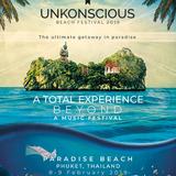 Craig Connelly Live @ UnKonscious Beach Festival, Phuket, Thailand 2019
