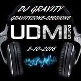 DJ GRAVITY-LIVE ON UDMI  8-10-2016