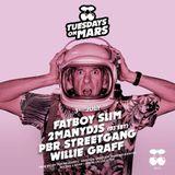 03 07 2018 - Fatboy Slim Live @ Tuesdays On Mars, Pacha Ibiza