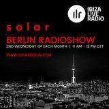 IBIZA LIVE RADIO - SOLAR BERLIN RADIOSHOW #01 BY RIK VERWEYEN