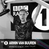 Armin Van Buuren - BBC Radio 1 Residency 2018.08.30.